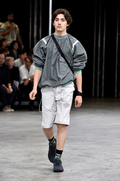 Lanvin Menswear「Lanvin : Runway - Paris Fashion Week - Menswear Spring/Summer 2018」:写真・画像(14)[壁紙.com]