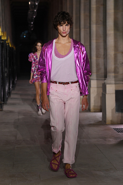 Spring Summer Collection「Isabel Marant : Runway - Paris Fashion Week - Womenswear Spring Summer 2021」:写真・画像(18)[壁紙.com]