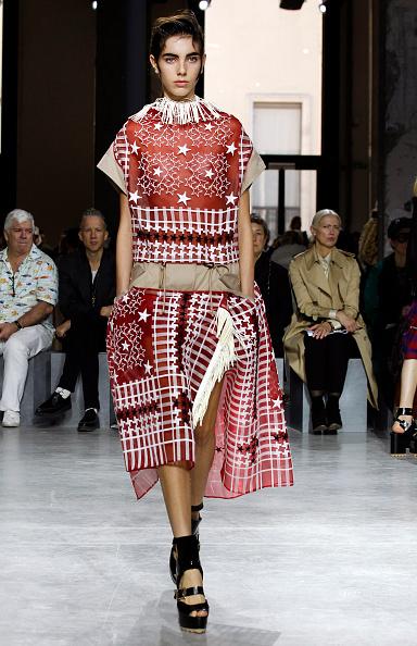 Spring Collection「Sacai : Runway - Paris Fashion Week Womenswear Spring/Summer 2017」:写真・画像(5)[壁紙.com]