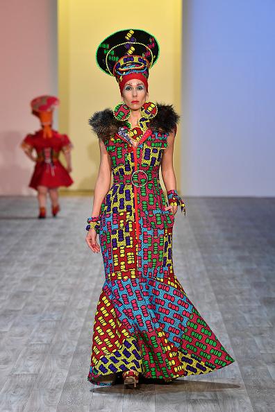 Multi Colored「Adhala Lenzo, ARITAUA, Afrispec Global, Schmood by Lola - Runway - New Zealand Fashion Week 2019」:写真・画像(0)[壁紙.com]