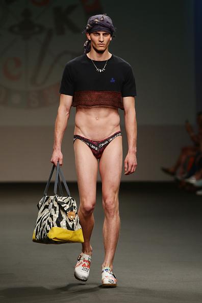 Males「Vivienne Westwood - Runway - Milan Collections Men SS16」:写真・画像(5)[壁紙.com]