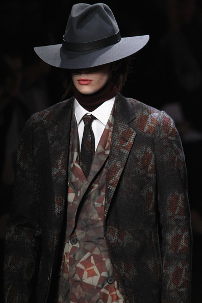 Lanvin Menswear「Lanvin: Paris Fashion Week Menswear F/W 2011」:写真・画像(4)[壁紙.com]