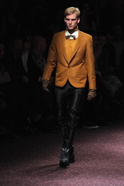 Lanvin Menswear「Lanvin: Paris Fashion Week Menswear F/W 2011」:写真・画像(18)[壁紙.com]