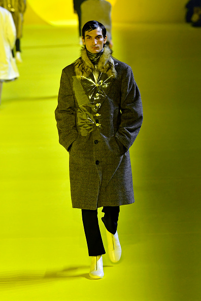 Menswear「Raf Simons : Runway - Paris Fashion Week - Menswear F/W 2020-2021」:写真・画像(5)[壁紙.com]