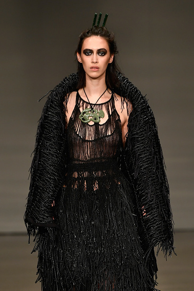 Jewelry「Kiri Nathan - Runway - New Zealand Fashion Week 2018」:写真・画像(7)[壁紙.com]