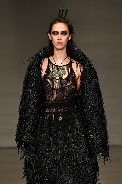 Jewelry「Kiri Nathan - Runway - New Zealand Fashion Week 2018」:写真・画像(17)[壁紙.com]