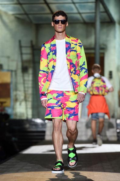 Sandal「DSquared2 - Runway - Milan Fashion Week Menswear Spring/Summer 2015」:写真・画像(14)[壁紙.com]