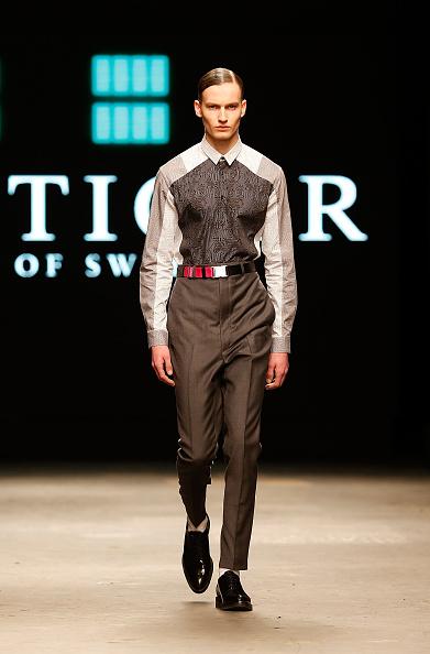 Tristan Fewings「Tiger Of Sweden: Runway - London Collections: Men AW15」:写真・画像(13)[壁紙.com]