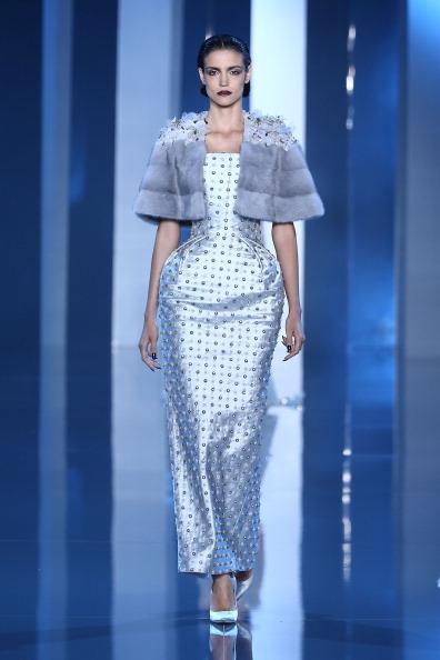 Silver Shoe「Ralph & Russo : Runway - Paris Fashion Week : Haute-Couture Fall/Winter 2014-2015」:写真・画像(5)[壁紙.com]