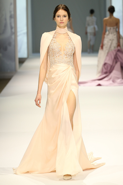 Ralph and Russo「Ralph & Russo : Runway - Paris Fashion Week - Haute Couture S/S 2015」:写真・画像(14)[壁紙.com]