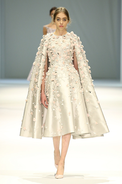Ralph and Russo「Ralph & Russo : Runway - Paris Fashion Week - Haute Couture S/S 2015」:写真・画像(12)[壁紙.com]