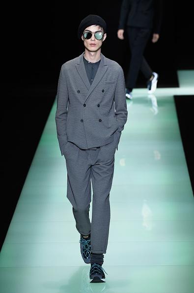 春夏コレクション「Emporio Armani - Runway - Milan Collections Men SS16」:写真・画像(9)[壁紙.com]