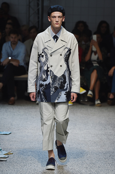 One Man Only「Antonio Marras - Runway - Milan Collections Men SS16」:写真・画像(1)[壁紙.com]
