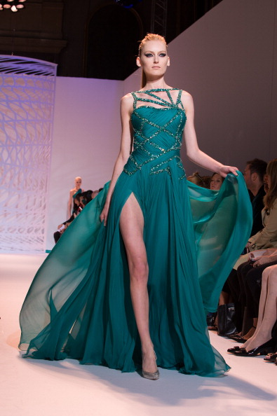 Incidental People「Zuhair Murad : Runway - Paris Fashion Week : Haute-Couture Fall/Winter 2014-2015」:写真・画像(8)[壁紙.com]