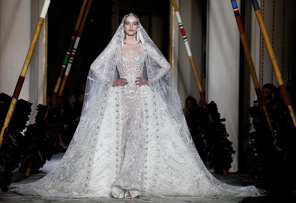 Zuhair Murad - Designer Label「Zuhair Murad : Runway - Paris Fashion Week - Haute Couture Spring Summer 2018」:写真・画像(19)[壁紙.com]
