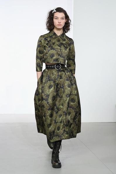 Midi Skirt「Michael Kors Collection Fall 2018 Runway Show」:写真・画像(11)[壁紙.com]