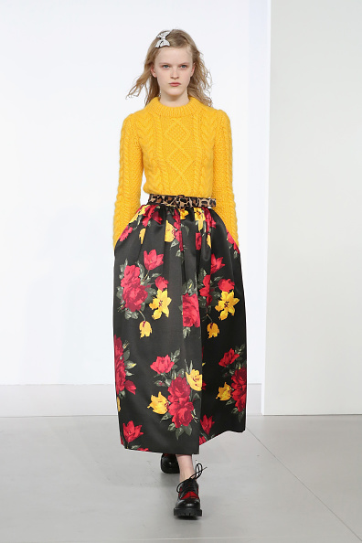 Knitted「Michael Kors Collection Fall 2018 Runway Show」:写真・画像(3)[壁紙.com]