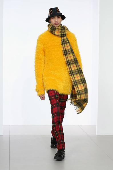 Tartan check「Michael Kors Collection Fall 2018 Runway Show」:写真・画像(2)[壁紙.com]
