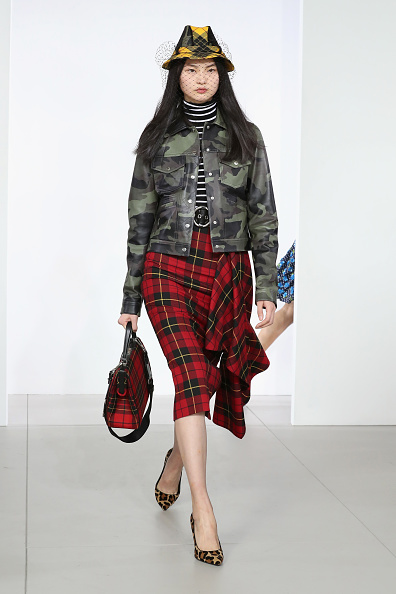 Fully Unbuttoned「Michael Kors Collection Fall 2018 Runway Show」:写真・画像(5)[壁紙.com]