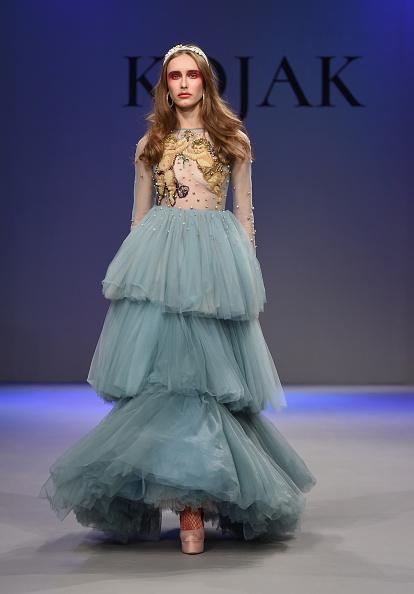 Fashion Forward Dubai「Mohanad Kojak - Runway - FFWD October 2017」:写真・画像(6)[壁紙.com]