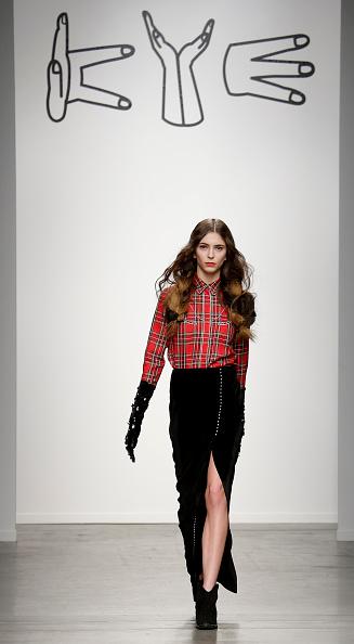 Brian Ach「Kye - Runway - Mercedes-Benz Fashion Week Fall 2015」:写真・画像(6)[壁紙.com]