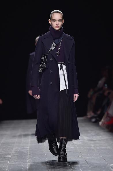 Leather Boot「Valentino  : Runway - Paris Fashion Week Womenswear Fall/Winter 2016/2017」:写真・画像(14)[壁紙.com]