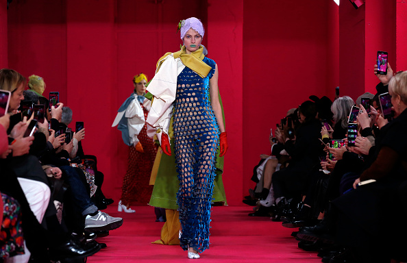 Maison Martin Margiela「Maison Margiela : Runway - Paris Fashion Week - Haute Couture Spring/Summer 2020」:写真・画像(7)[壁紙.com]
