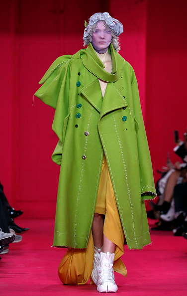 Maison Martin Margiela「Maison Margiela : Runway - Paris Fashion Week - Haute Couture Spring/Summer 2020」:写真・画像(10)[壁紙.com]