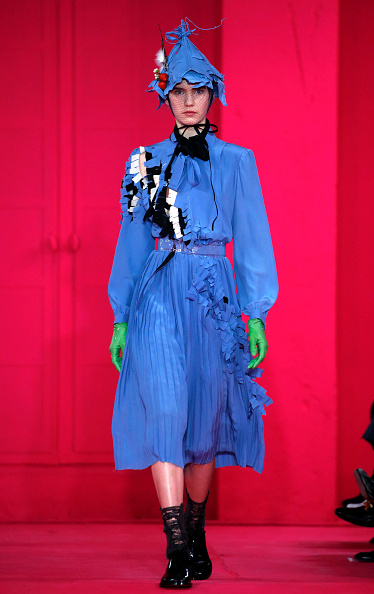 Maison Martin Margiela「Maison Margiela : Runway - Paris Fashion Week - Haute Couture Spring/Summer 2020」:写真・画像(17)[壁紙.com]