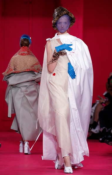 Maison Martin Margiela「Maison Margiela : Runway - Paris Fashion Week - Haute Couture Spring/Summer 2020」:写真・画像(16)[壁紙.com]