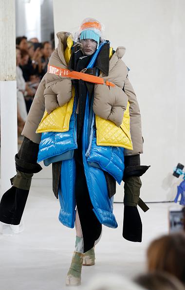 Maison Martin Margiela「Maison Margiela : Runway - Paris Fashion Week - Haute Couture Fall Winter 2018/2019」:写真・画像(3)[壁紙.com]