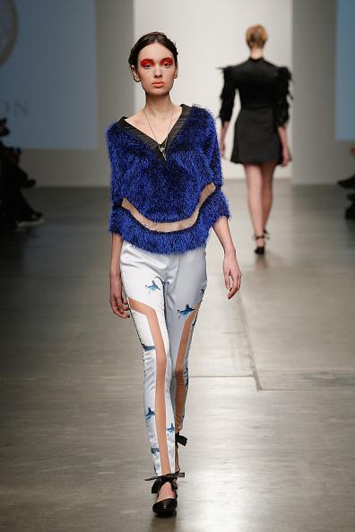 White Pants「Nolcha New York Fashion Week Fall Winter 2015/2016 - Prieston」:写真・画像(18)[壁紙.com]