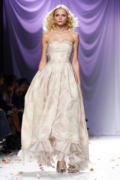 Luisa Beccaria - Designer Label「Luisa Beccaria - MFW Womenswear Spring/Summer 2009」:写真・画像(11)[壁紙.com]