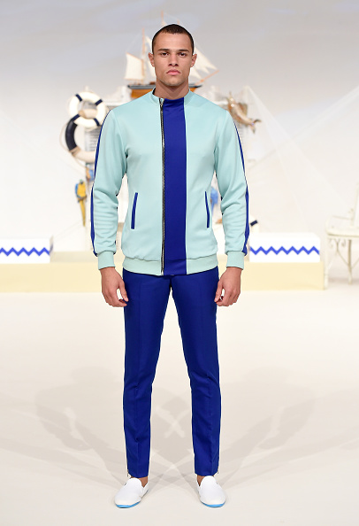 Blue Pants「Varoin Marwah - Presentation - Dubai FFWD Spring/Summer 2017」:写真・画像(19)[壁紙.com]