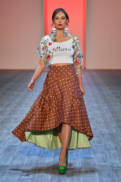 Drop Earring「Collections: Sophie Joy, Rhemy, Olli, FuMoso - Runway - New Zealand Fashion Week 2019」:写真・画像(5)[壁紙.com]