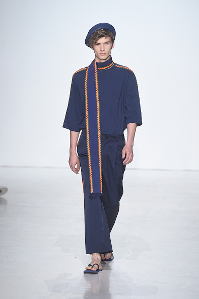 Beret「General Idea - Runway - NYFW: Men's July 2017」:写真・画像(4)[壁紙.com]