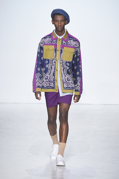 Beret「General Idea - Runway - NYFW: Men's July 2017」:写真・画像(16)[壁紙.com]