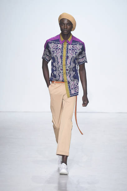 General Idea - Runway - NYFW: Men's July 2017:ニュース(壁紙.com)