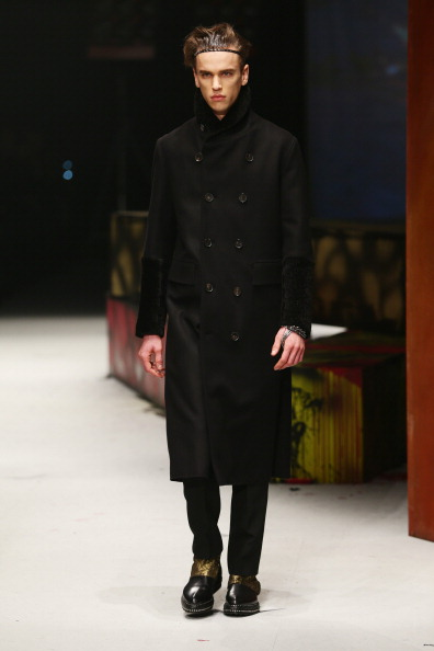 Roberto Cavalli - Designer Label「Roberto Cavalli - Runway - Milan Fashion Week Menswear Autumn/Winter 2014」:写真・画像(18)[壁紙.com]