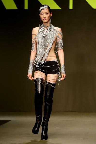 Vittorio Zunino Celotto「Krizia: Milan Fashion Week Womenswear A/W 2010」:写真・画像(17)[壁紙.com]