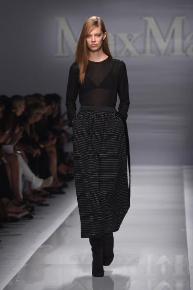 Hands In Pockets「Max Mara - Runway - Milan Fashion Week Womenswear Spring/Summer 2015」:写真・画像(6)[壁紙.com]