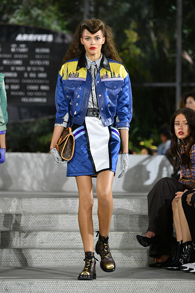 Louis Vuitton Purse「Louis Vuitton Cruise 2020 Fashion Show」:写真・画像(7)[壁紙.com]