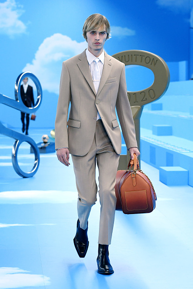 Menswear「Louis Vuitton : Runway - Paris Fashion Week - Menswear F/W 2020-2021」:写真・画像(15)[壁紙.com]