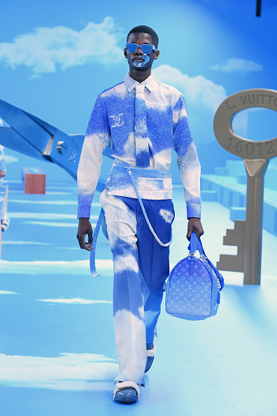 Pattern「Louis Vuitton : Runway - Paris Fashion Week - Menswear F/W 2020-2021」:写真・画像(1)[壁紙.com]