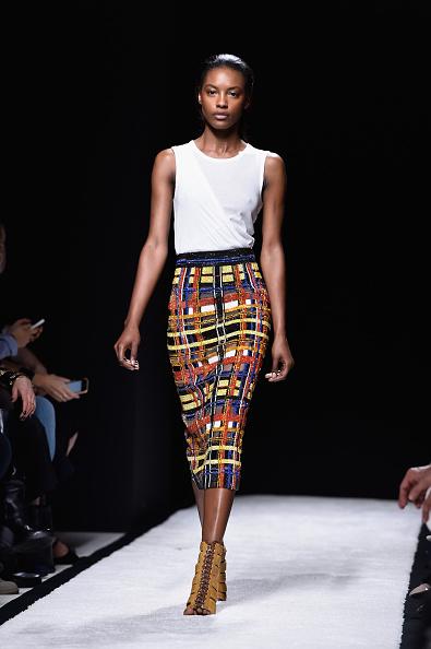 Pascal Le Segretain「Balmain : Runway - Paris Fashion Week Womenswear Spring/Summer 2015」:写真・画像(15)[壁紙.com]