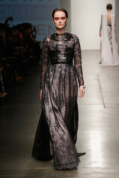 Chelsea Piers「Nolcha New York Fashion Week Fall Winter 2015/2016 - Danny Nguyen Couture」:写真・画像(4)[壁紙.com]