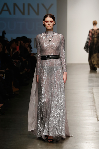 Chelsea Piers「Nolcha New York Fashion Week Fall Winter 2015/2016 - Danny Nguyen Couture」:写真・画像(13)[壁紙.com]
