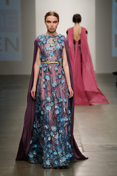 Chelsea Piers「Nolcha New York Fashion Week Fall Winter 2015/2016 - Danny Nguyen Couture」:写真・画像(2)[壁紙.com]