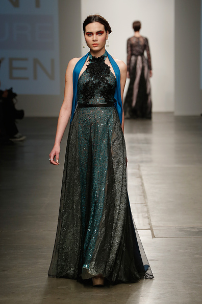 Chelsea Piers「Nolcha New York Fashion Week Fall Winter 2015/2016 - Danny Nguyen Couture」:写真・画像(17)[壁紙.com]