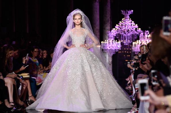 Pavillon Cambon Capucines「Elie Saab : Runway - Paris Fashion Week : Haute Couture Fall/Winter 2014-2015」:写真・画像(19)[壁紙.com]